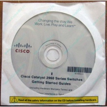 85-5777-01 Cisco Catalyst 2960 Series Switches Getting Started Guides CD (80-9004-01) - Абакан