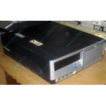 Компьютер HP DC7100 SFF (Intel Pentium-4 520 2.8GHz HT s.775 /1024Mb /80Gb /ATX 240W desktop) - Абакан