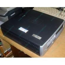 Компьютер HP D530 SFF (Intel Pentium-4 2.6GHz s.478 /1024Mb /80Gb /ATX 240W desktop) - Абакан