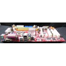 Материнская плата MSI MS-7140 915P Combo2 VER 2.0 s.775 (Абакан)