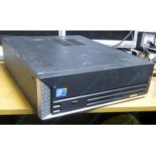 Лежачий четырехядерный компьютер Intel Core 2 Quad Q8400 (4x2.66GHz) /2Gb DDR3 /250Gb /ATX 250W Slim Desktop (Абакан)