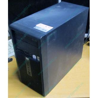 Системный блок Б/У HP Compaq dx7400 MT (Intel Core 2 Quad Q6600 (4x2.4GHz) /4Gb /250Gb /ATX 350W) - Абакан