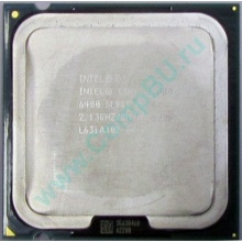 Процессор Intel Core 2 Duo E6400 (2x2.13GHz /2Mb /1066MHz) SL9S9 socket 775 (Абакан)