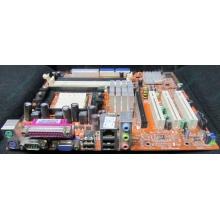 Материнская плата WinFast 6100K8MA-RS socket 939 (Абакан)