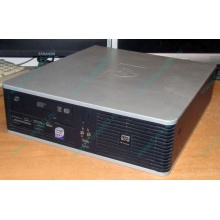 Четырёхядерный Б/У компьютер HP Compaq 5800 (Intel Core 2 Quad Q6600 (4x2.4GHz) /4Gb /250Gb /ATX 240W Desktop) - Абакан