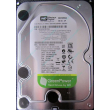 Б/У жёсткий диск 1Tb Western Digital WD10EVVS Green (WD AV-GP 1000 GB) 5400 rpm SATA (Абакан)