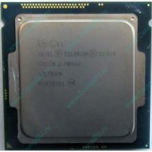 Процессор Intel Celeron G1820 (2x2.7GHz /L3 2048kb) SR1CN s.1150 (Абакан)