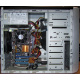 4 ядерный компьютер Intel Core 2 Quad Q6600 (4x2.4GHz) /4Gb /160Gb /ATX 450W вид сзади (Абакан)