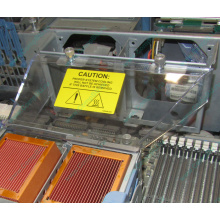 Прозрачная пластиковая крышка HP 337267-001 для подачи воздуха к CPU в ML370 G4 (Абакан)