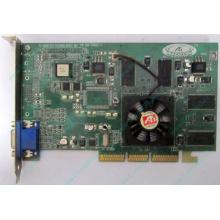 Видеокарта 32Mb ATI Radeon 7200 AGP (Абакан)