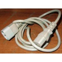 Кабель для UPS серый цвет в Абакане, кабель для ИБП (Абакан)