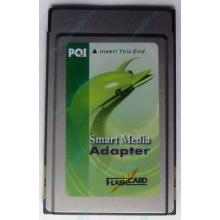 Smart Media PCMCIA адаптер PQI (Абакан)